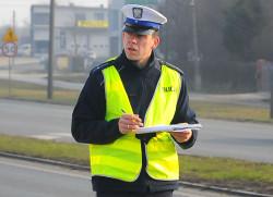 policjant drogówka